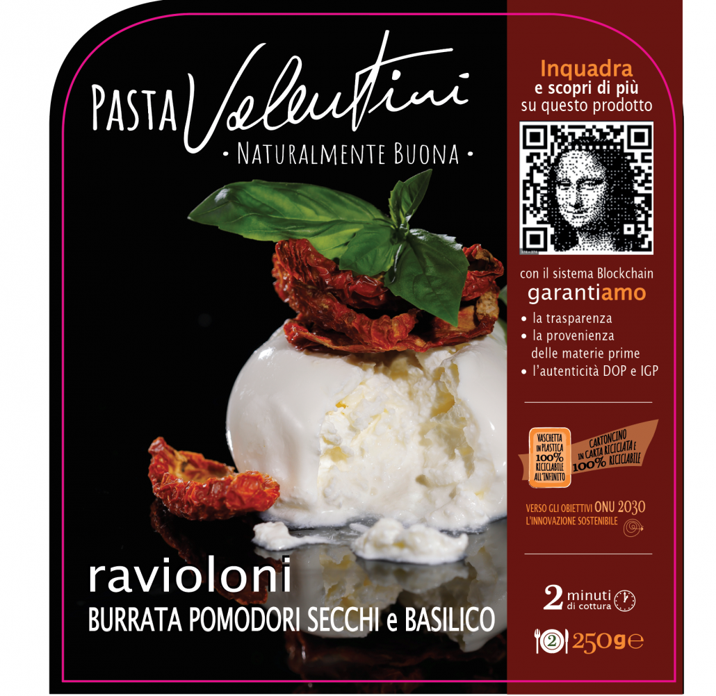 Blockchain Pasta Valentini
